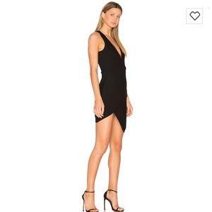 NBD Dresses - NBD Dries Asymmetrical Dress